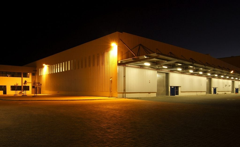 Watkins electrical commercial security and flood lighting solutions security flood lighting aloadofball Images