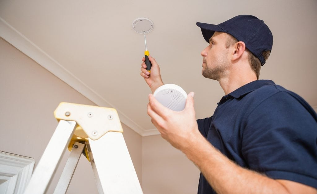 Image result for What to Consider When Getting a Smoke Alarm Installation