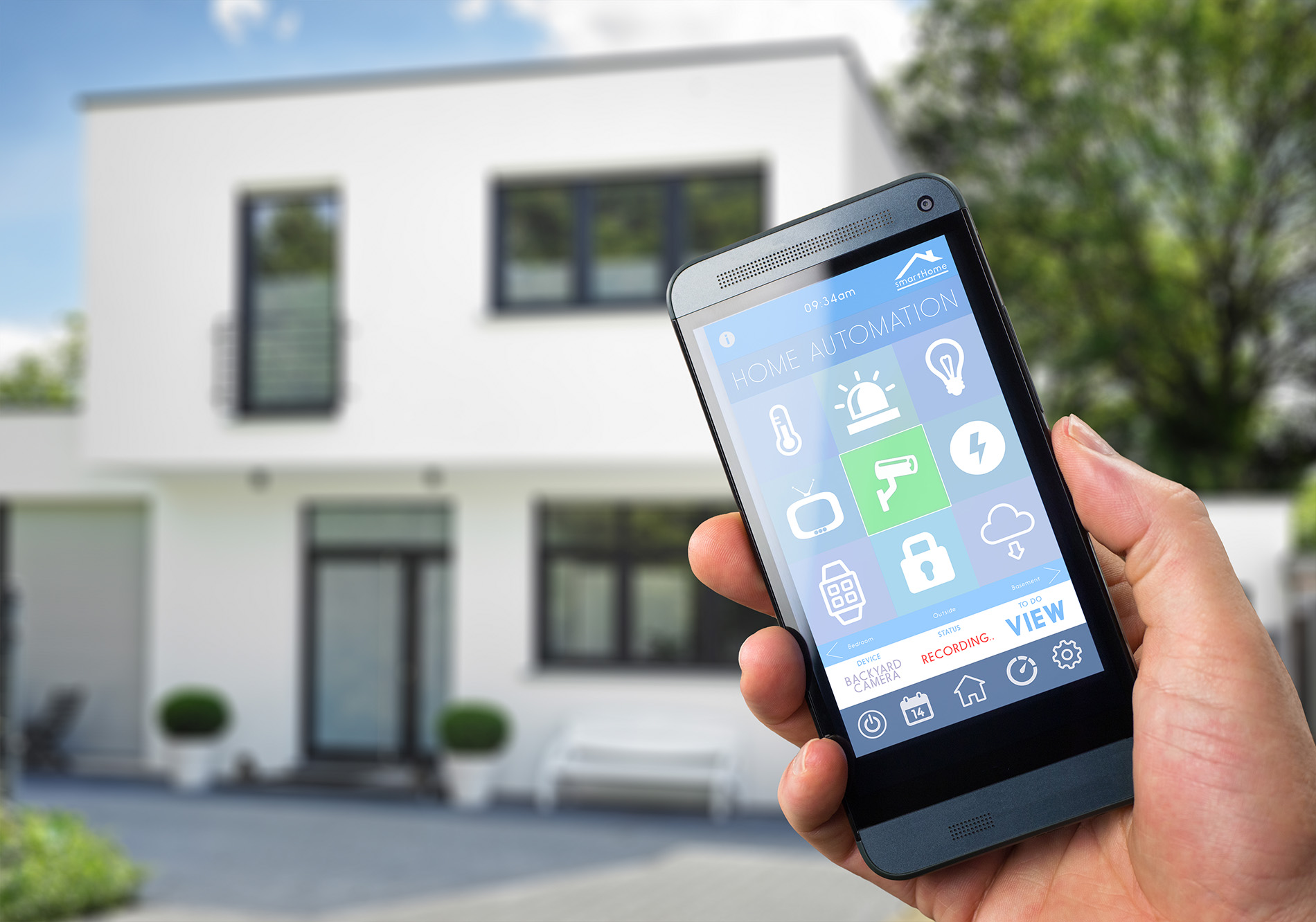 Smart Home Device Automation Internet Of Things Watkins Wiring